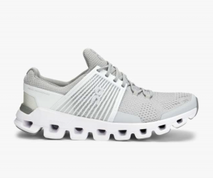 On Cloudswift (Glacier/White) Women's Shoes