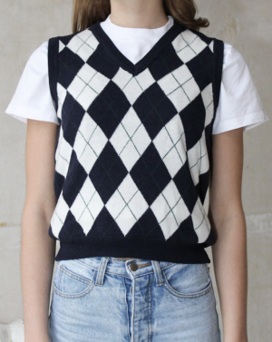 Brandy ♥ Melville RILEY SWEATER VEST