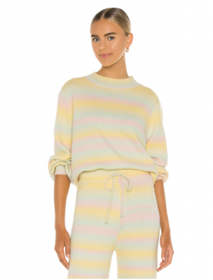 Nettie Knitted Sweater by Olivia Rubin